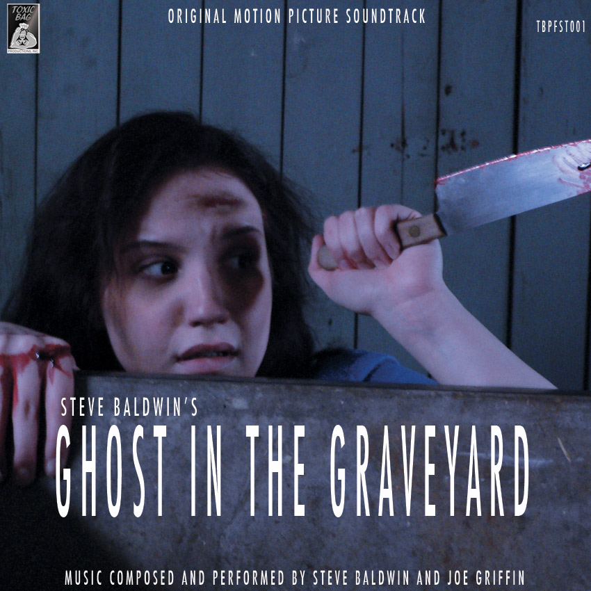 Ghost in the Graveyard FRont Cover