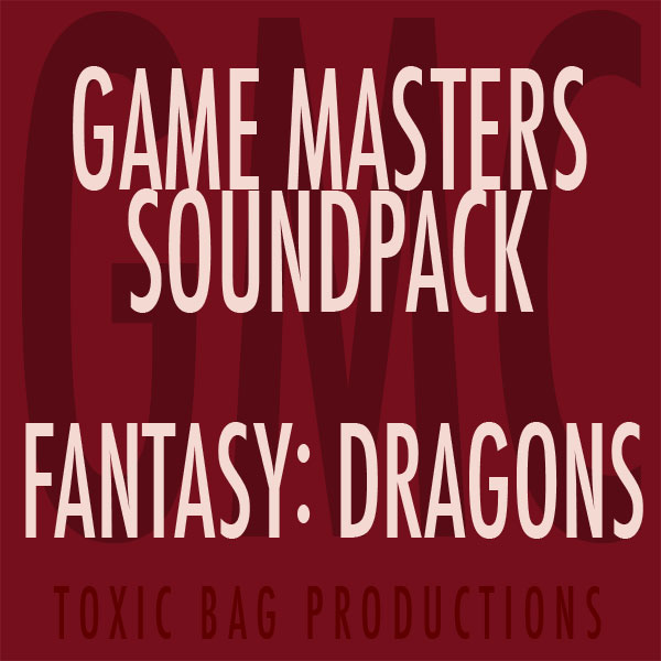 GMC Soundpack Fantasy: Dragons