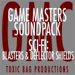Soundpack: Sci-Fi: Blasters & Deflector Shields