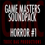 Soundpack: Horror #1