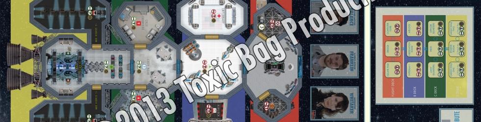 SPECIMEN Update: New Game board design!