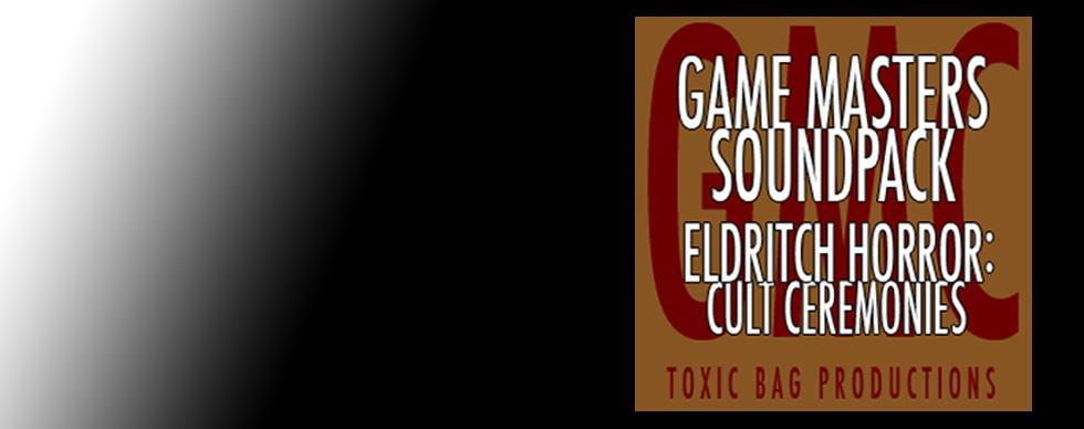 Eldritch Horror: Cults Soundpack