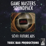 Soundpack: Sci-Fi: Future Ads
