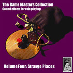 The Game Masters Collection Volume Four: Strange Places